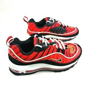COPY - Nike Air Max 98 GS BV4872-601 Habanero Red